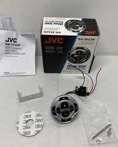 JVC Marine / Motorsports Wired Remote RM-RK62M