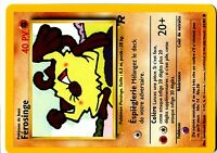 POKEMON TEAM ROCKET FR N° 61/82 FEROSINGE