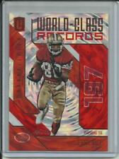 2016 Panini Unparalleled Jerry Rice Refractor World Class Records #'d 44/49