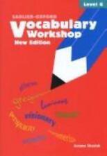 Vocabulary Workshop: Level G by Jerome Shostak