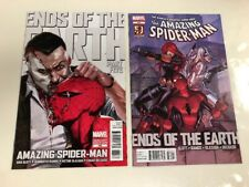 Marvel Comics The Amazing Spider-Man # 685 Variant Regular Ends Of The Earth