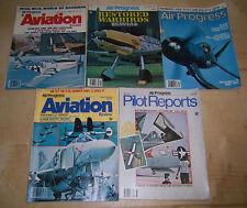 5 Air Progress Magazines