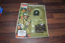 VINTAGE ACTION MAN CARDED internationals american marine uniform GI JOE geyper