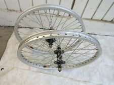 GT WEINMANN  MOHAWK WHEELS PRO SERIES MACH ONE RACE HUBS RIMS SPOKES