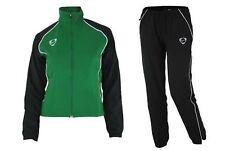 Abbigliamento sportivo da donna verde manica lunga Fitness
