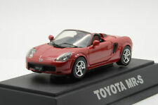Toyota MR-S,Scale 1:43 by Ebbro