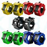 "UK Olympic 2"" Jaw Lock 50mm Weight Bar Collars Barbell Dumbbell Locking Clamps"