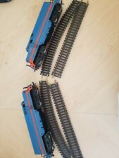 "TWO TEMPO HO SCALE DIESEL ENGINE # 1600 "" CHICAGO & EASTERN ILLINOIS """