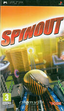 Spinout Sony PSP 3+ Racing Game