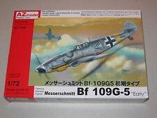 """1/72 Scale AZ Models Messerschmitt Bf 109G-5 """"Early"""""""