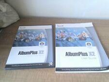 SERIF ALBUMPLUS X2  - INTERACTIVE PHOTO ALBUMS PC CD - ROM. 2000. & User Guide