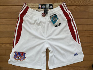 Rare Adidas 2008 NBA West All Star Authentic Shorts Size 36 Brand New With Tags