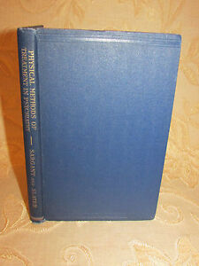 Antique Book Of An Introduction To Physical Methods Of Treatment - 1946