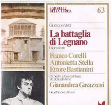 I Gioielli Della Lirica N 63, Verdi: La Battaglia di Legnano / Corelli, Stella