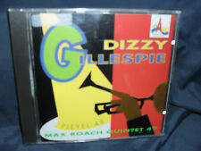 Dizzy Gillespie/Max Roach Quintet – Pleyel 48 + Max Roach Quintet 49