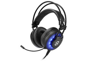 Sharkoon Skiller SGH2 schwarz Gaming Headset Gamer Kopfhörer