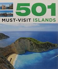 501 Must-Visit Islands (501 Series) by Findlay, A Book The Cheap Fast Free Post