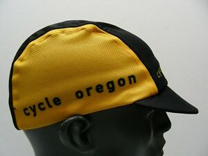 CYCLE OREGON - PRIMAL - YOUTH OR ADULT S/M SIZE POLYESTER CYCLING CAP HAT!