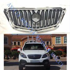 1PCS Front Bumper UPPER Grilles Center Cover for Buick Encore 2013-2015