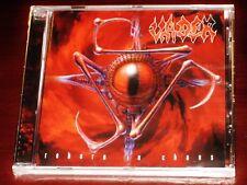 Vader: Reborn In Chaos CD 2012 Pistas Extra Hammerheart Records hhr2012-04 NUEVO