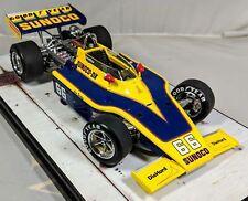 Carousel 1 Indy Eagle race car 1973 Sunoco Mark Donohue Rodger Penske turbo offy