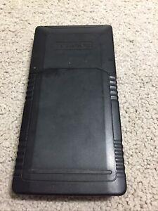 Casio CFX-9850GB Plus Black Colour Power Graphic Calculator Graphing Case