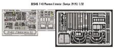 Eduard 1/32 F-4CD Phantom II interior for Tamiya kit # 32545