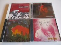 4 Rock music CDs, Meat Puppets / Hot Lave Monster. See Pix For Titles and Songs