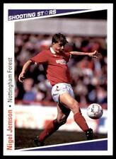 Merlin Shooting Stars 91/92 - Nottingham Forest Jemson Nigel No. 197