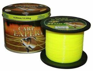 CARP EXPERT UV FLUO YELLOW Monofilament Line 1100 yard / 1000 metres