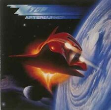 Afterburner - Zz Top (1987, CD NUEVO)