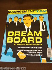 MANAGEMENT TODAY - WOOLWORTHS - JULY 2002