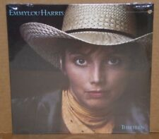 Emmylou Harris Thirteen NEW SEALED LP vinyl record punch hole cut out