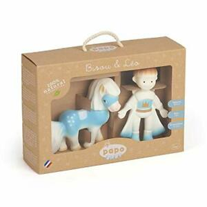 35005 Baby boy gift set 1st AGE FIGURINES, multicolour