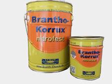 Brantho Korrux nitrofest Rostschutzfarbe Grundierung Lack - 750 ml / 5 Liter