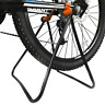 Ibera Easy Utility Bicycle Stand, Adjustable Height, Foldable Mechanic Repair