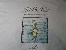 Lilith Fair Concert Shirt Never Worn