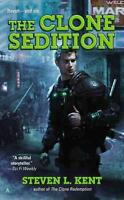 The Clone Sedition by Steven L. Kent (English) Mass Market Paperback Book Free S