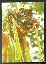 Devil Mask Dancer ceremonial Serpent Sri Lanka stamp