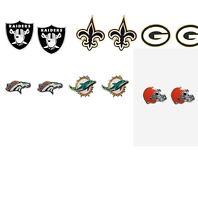 NFL Team Studded Earrings - Pick Your Team