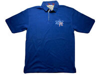 Walt Disney World Mens Polo Shirt Size M Embroidered Logo