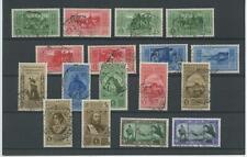 COLONIE EMISSIONI GENERALI 1932 GARIBALDI 17V. US.