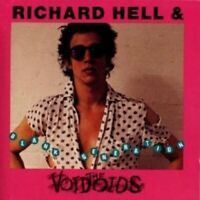 RICHARD HELL & THE VOIDOIDS  - BLANK GENERATION CD NEW+