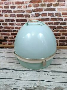 Vintage Oster Beauty Salon Professional Hair Dryer Robins Egg Blue Model 265