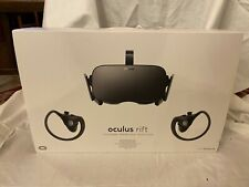 Oculus Rift CV1 - Used - full working condition - 2 sensors - 2 controllers.
