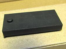 P522-075 Oil Tender Top in Black for IHC & Mehano Tenders HO 1 87 Scale
