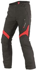 Tempest D-dry Pants - Dainese Nero/rosso 54