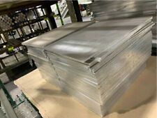 "6061 Aluminum Plate, 1/4"" x 18"" x 13"" Solid Stock, 6lbs each, Machining"