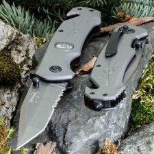 ELF MONKEY P73 • 230mm TACTICAL • SPRING ASSISTED FOLDING KNIFE I0