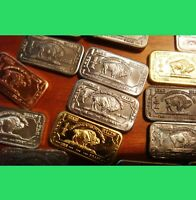 16 Different 1 Gram Bullion Bars - The Most Complete Collection Available
